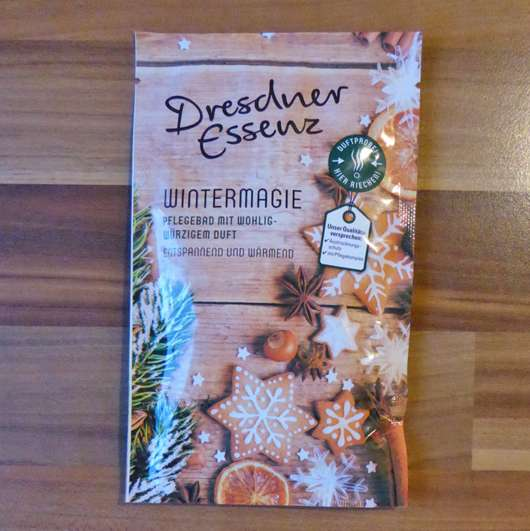 Dresdner Essenz Wintermagie Pflegebad