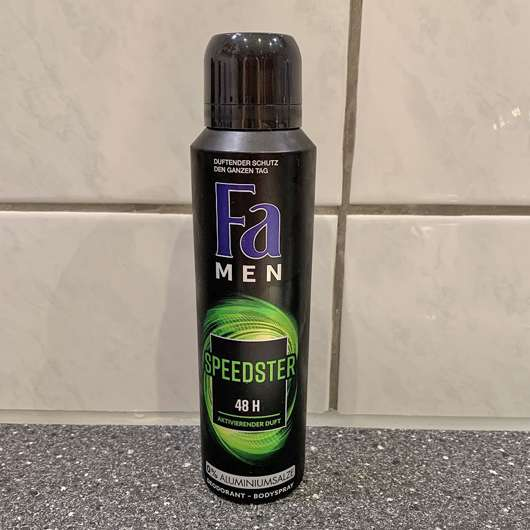 Fa Men Speedster 48h Deodorant Spray