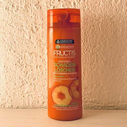 <strong>Garnier Fructis</strong> Schadenlöscher Kräftigendes Shampoo