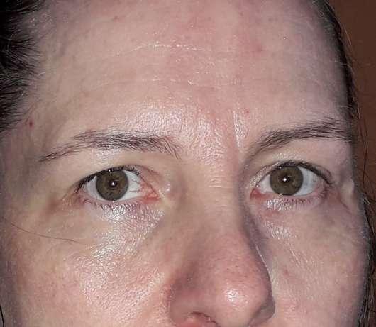 ISANA Rosen-Konzentrat - nach 2 Wochen Anwendung