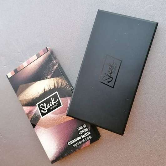 <strong>Sleek MakeUP</strong> i-Divine Eyeshadow Palette - Farbe: Level Up