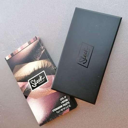 Sleek Makeup i-Divine Eyeshadow Palette, Farbe: Level Up