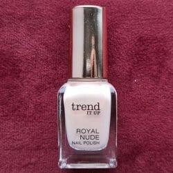 Produktbild zu trend IT UP Royal Nude Nail Polish – Farbe: 030