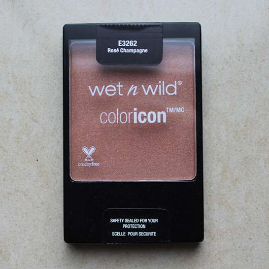 <strong>wet n wild</strong> Color Icon Blusher - Farbe: Rosé Champagne