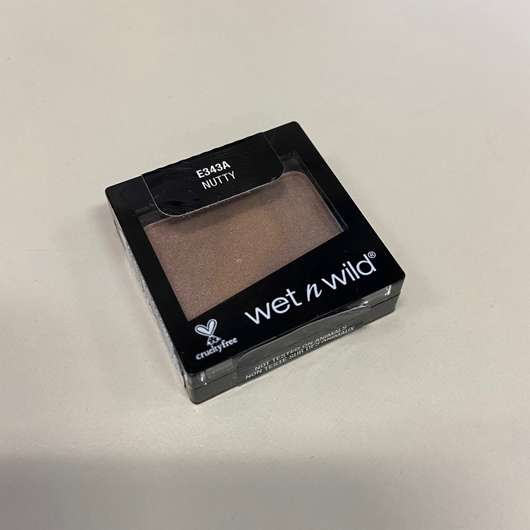 wet n wild Eyeshadow Single, Farbe: Nutty