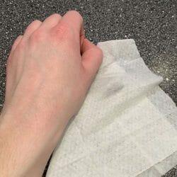 Balea Hautrein Pflegende Reinigungstücher