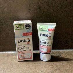 Produktbild zu Balea Med Ultra Sensitive Intensivcreme Urea