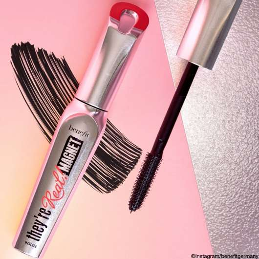 benefit: They're Real! Magnet Extreme Lengthening Mascara