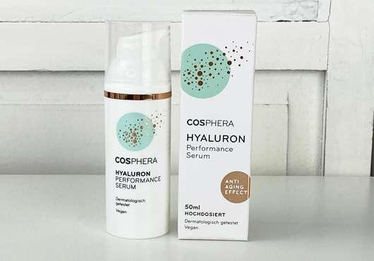 COSPHERA Hyaluron Performance Serum