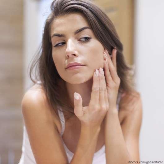Face Mapping: Das sind die Ursachen für unreine Haut