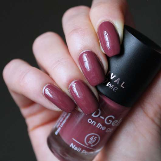 Rival loves me HD-Gels on the go Nagellack, Farbe: 13 dream catcher