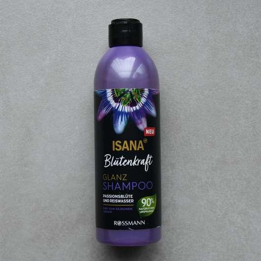 <strong>ISANA</strong> Blütenkraft Glanz Shampoo