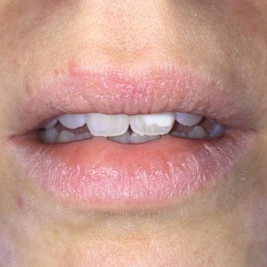 Lippen ohne lavera Naturkosmetik SOS Help Lip Balm