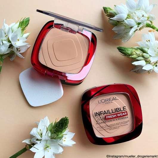 L'Oréal Paris: Neues Puder Make-up! 😍