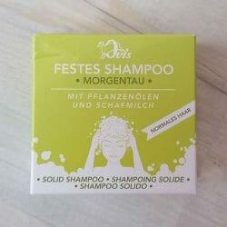 Produktbild zu Ovis Festes Shampoo Morgentau