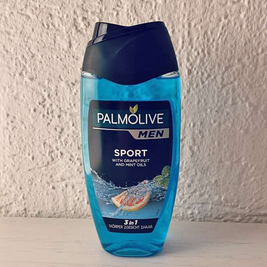<strong>Palmolive Men</strong> Sport 3in1 Duschgel
