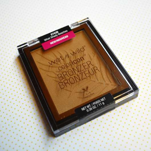wet n wild Color Icon Bronzer, Farbe: What Shady Beaches