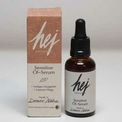 Produktbild zu HEJ ORGANIC Sensitive Öl Serum