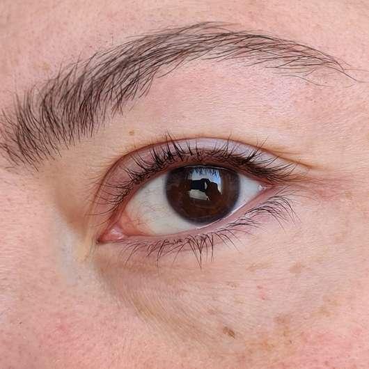Alterra Naturkosmetik Sleeping Augencreme - Haut nach Testende