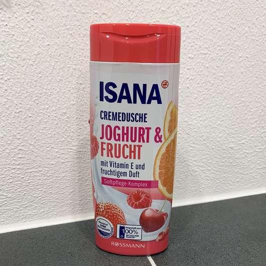 ISANA Cremedusche Joghurt & Frucht