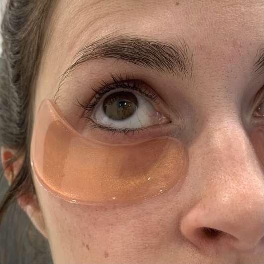 ISANA Hydrogel Eye-Pads Glow & Shine