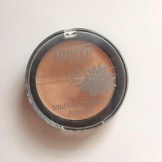 lavera Naturkosmetik Mineral Compact Powder, Farbe: 01 Ivory