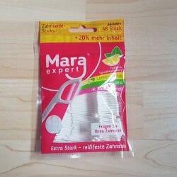 Produktbild zu MARA EXPERT Zahnseide-Sticks