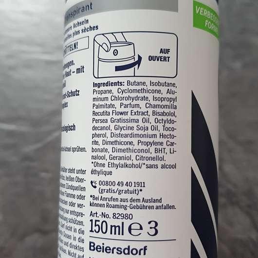 NIVEA MEN Sensitive Protect Anti-Transpirant Spray