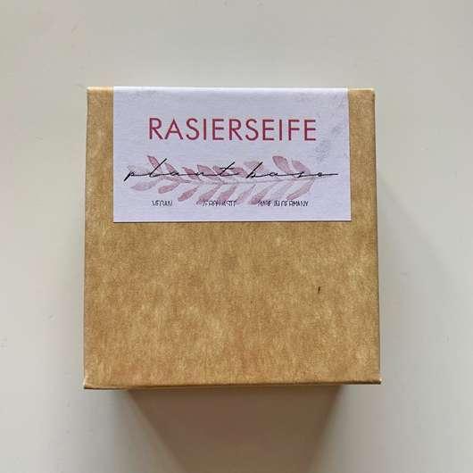 PlantBase Rasierseife