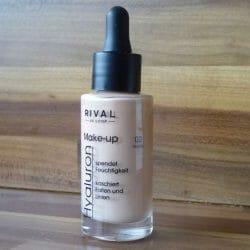 Produktbild zu Rival de Loop Hyaluron Make-up – Farbe: 02 Nude