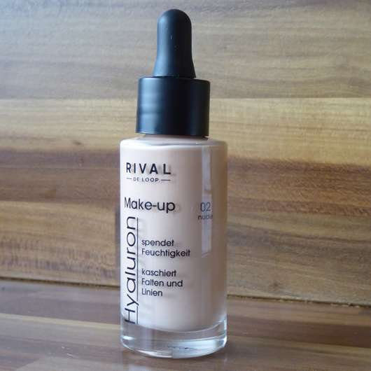 <strong>Rival de Loop</strong> Hyaluron Make-up - Farbe: 02 Nude