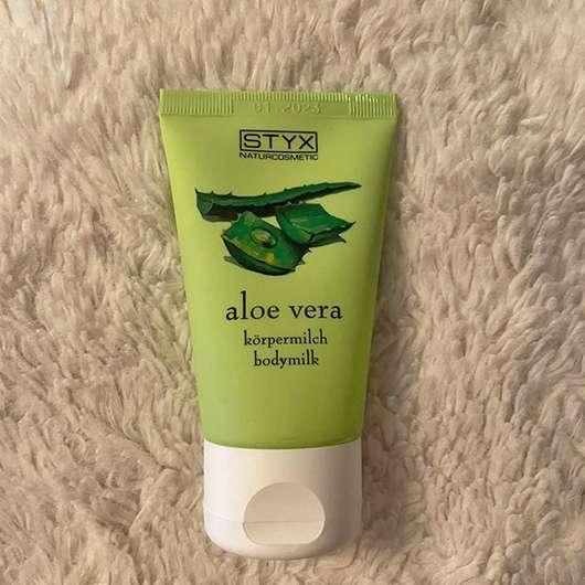 STYX Naturcosmetic Aloe Vera Körpermilch