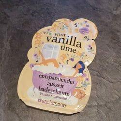 Produktbild zu treaclemoon your vanilla time Badeschaum