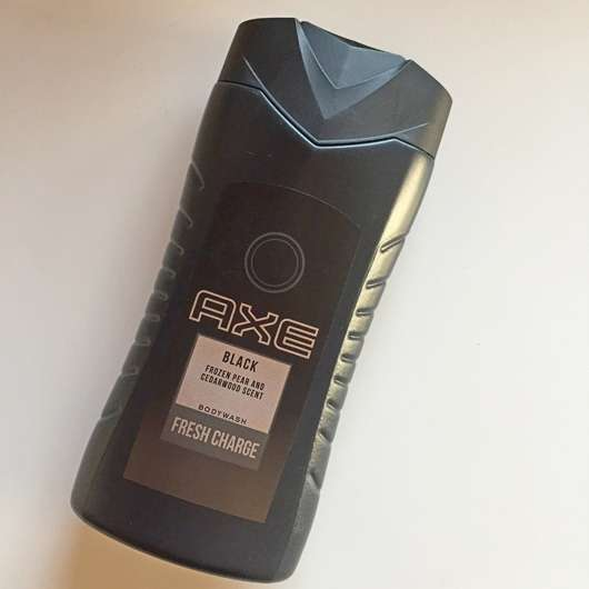 <strong>AXE</strong> Black Fresh Charge Duschgel