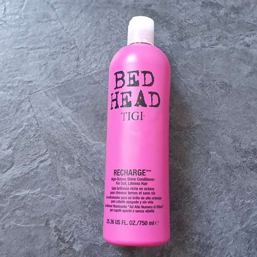 Bed Head by TIGI Recharge High Octane Shine Conditioner