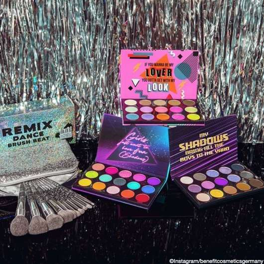 bh cosmetics Remix Dance Collection 💿