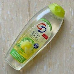 CD Citrus Dusche Bio-Zitrone