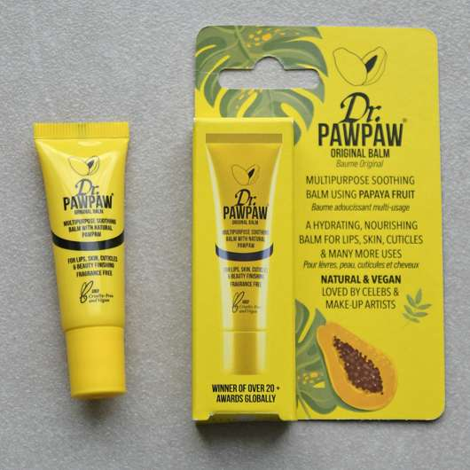 <strong>Dr. Pawpaw</strong> Original Balm