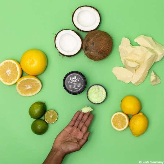 LUSH: Lime Bounty Body Butter