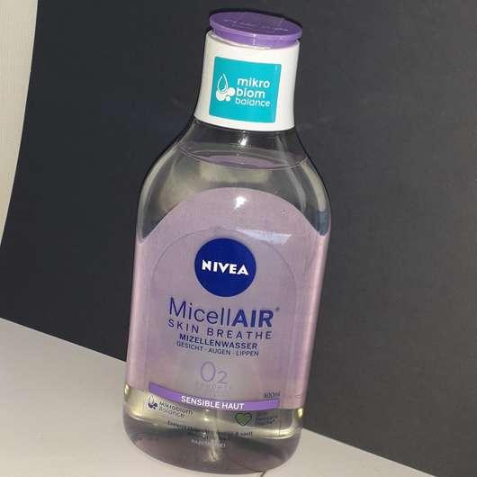 <strong>NIVEA</strong> MicellAIR Skin Breathe Expert Mizellenwasser