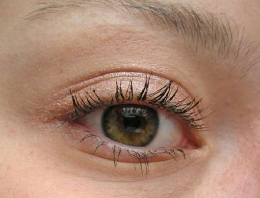 Auge mit Pixi Endless Shade Stick, Farbe: Pink Quartz