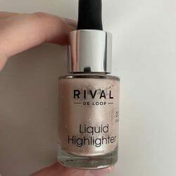 Produktbild zu Rival de Loop Liquid Highlighter – Farbe: 01 Rosé