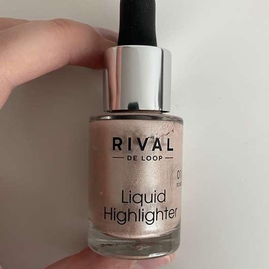 Rival de Loop Liquid Highlighter, Farbe: 01 Rosé