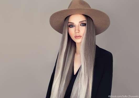 Salt & Pepper Hair