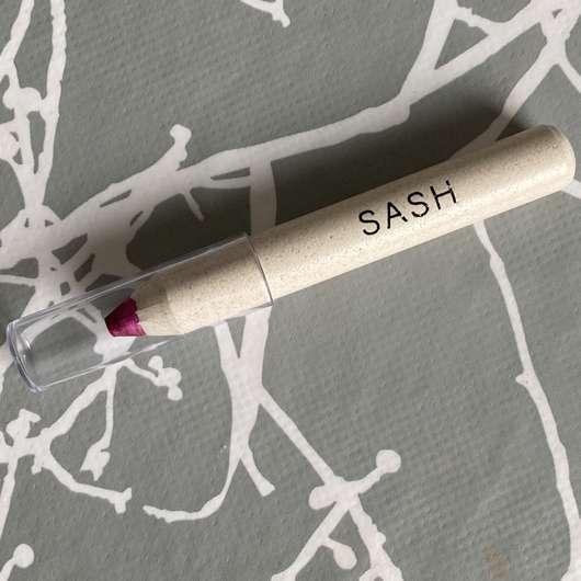 SASH Cremiger Multi-Stick für Lippen, Augen und Wangen, Farbe: Orchid