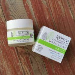 Produktbild zu STYX Naturcosmetic Kräutergarten Basic Gesichtscreme mit Bio-Kamille