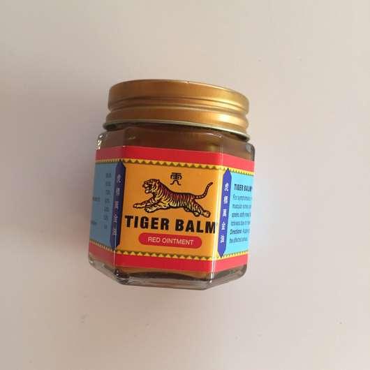Tiger Balm Rot