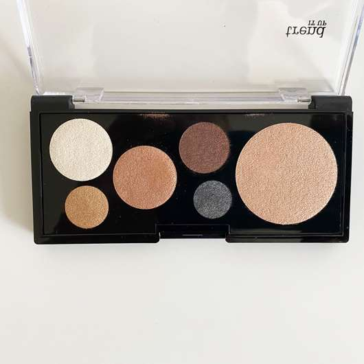 trend IT UP Color Circuit Eye Shadow Palette, Farbe: 010