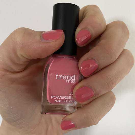 trend IT UP UV Powergel Nail Polish, Farbe: 182 Rosa