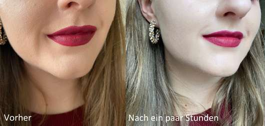 Lippen ohne/mit trend IT UP Waterdrop Lip Color, Farbe: 045